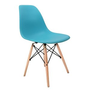 Turquoise Modern Chair