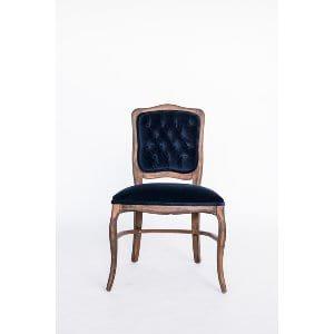 Denmark Navy Chairs