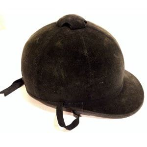 Borel Brown Equestrian Hat