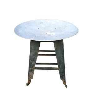 Deets Industrial Table
