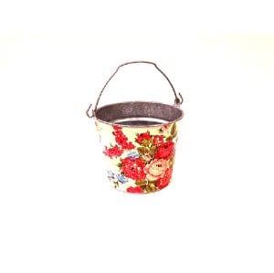 Summer Flower Bucket