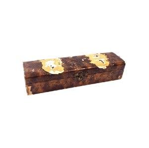 Ornate Glove Box