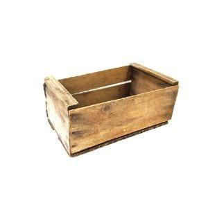 Halsey Wood Crate