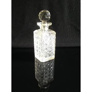 Exquisite Crystal Decanter