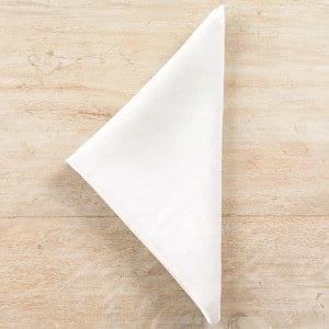White Linen Napkins