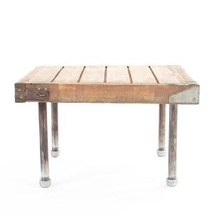 Industry End Table