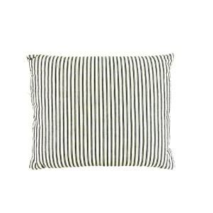 Ticking Pillow