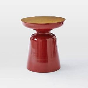 Paprika Side Table