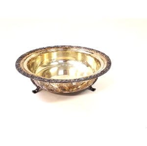 Silver Footed Bowl