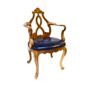 Roger Wood Chair