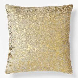 Metallic Texture Pillow