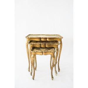 Goldilocks Nesting Tables