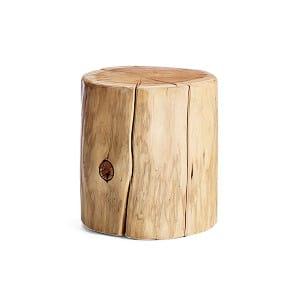 Natural Stump Table
