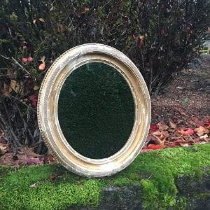 Lorena Oval Mirror