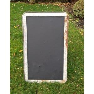 Rusty Chalkboard