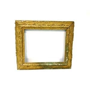 Annabelle Gold Frame