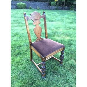 Andrew Wood Chair