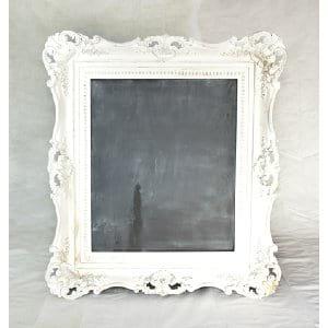 Priscilla White Chalkboard