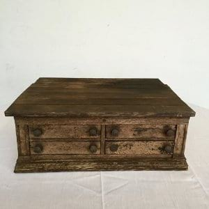 Antique Wood Drawers