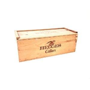 Hedges Wood Box