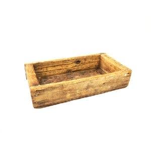 Camden Wood Box