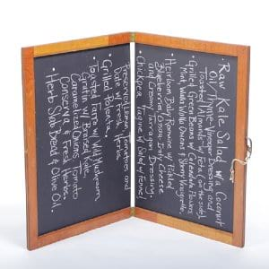 Folding Chalkboard