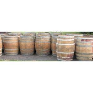 Carlton Wine Barrels