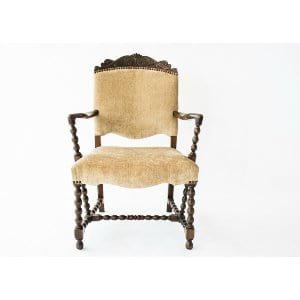 Lyle Velvet Chair