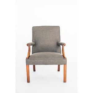 Meyer Grey Chair