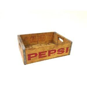 Pepsi Crate