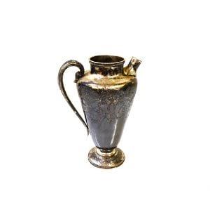 Astrid Silver Vase
