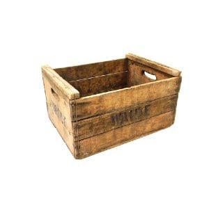 Waide Wood Crate