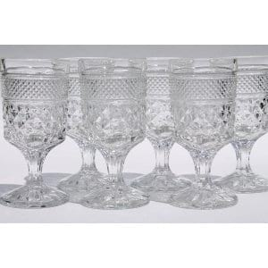 Assorted Water Goblets