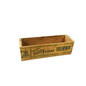 Tasty Wood Box