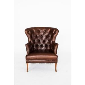Cromwell Leather Chairs
