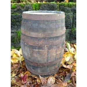Alsace Wine Barrel