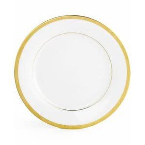 Gold Salad Plate