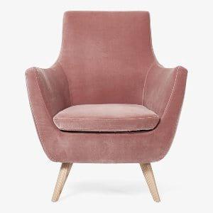Luca Blush Chair