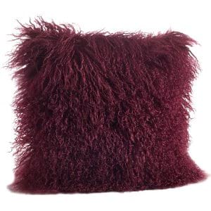 Wyndham Fur Pillow