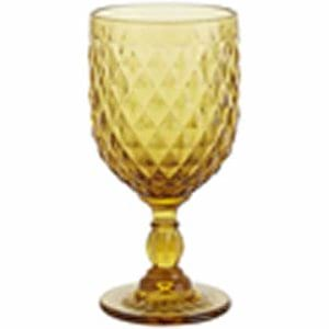 Assorted Amber Goblets