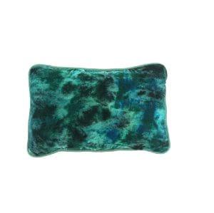 Turqoise Velvet Pillow