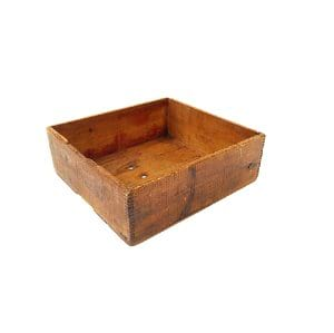 Outline Wood Box