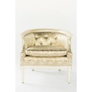 Kimble Ivory Chair