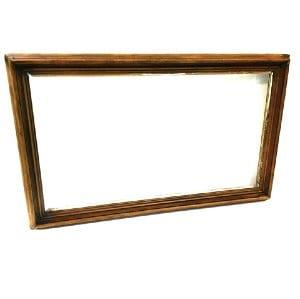 Brown Wood Frame