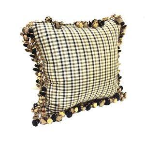 Gingham Pillow