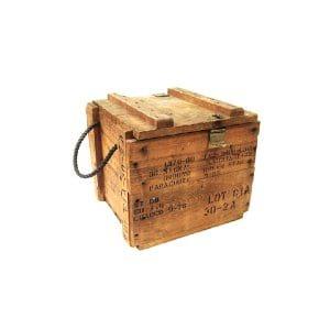 Cooper Wood Box