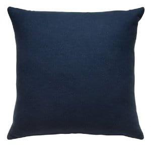 Navy Velvet Pillow