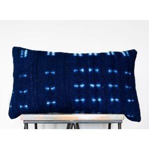 Zola Indigo Pillow
