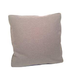 Gray Linen Pillows