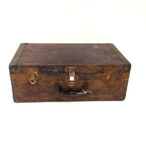 Jerrod Metal Suitcase